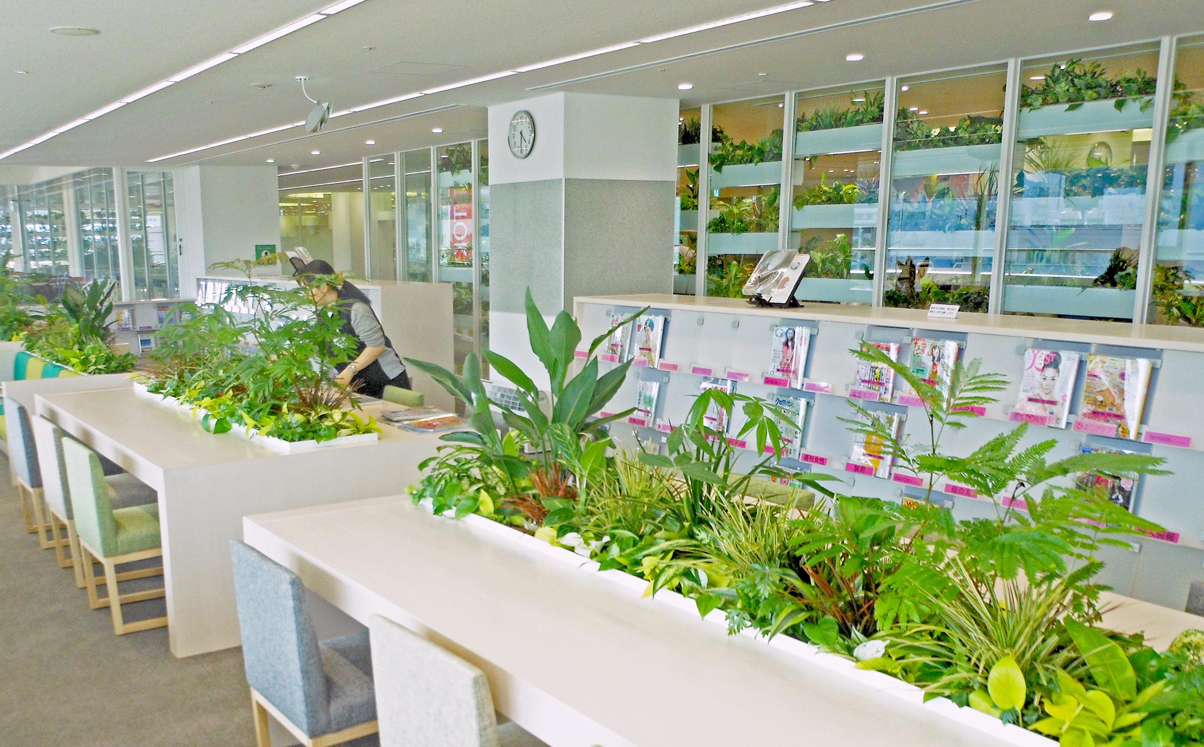 徳島中央図書館